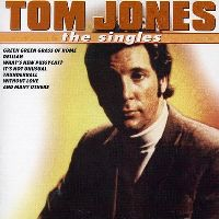 Cover Tom Jones - The Singles [2005]